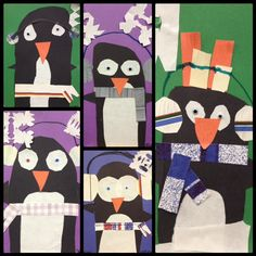 629a94cea766a081c0c34a487c40b579-Winter Penguins-www.pinterest.com