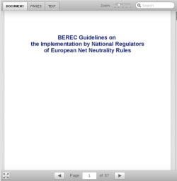 BEREC Net Neutrality Rules brochure 2016 - Europe Has One Last Shot To Ensure Its Net Neutrality Rules Actually Work - Techdirt-06-14_20-05-49